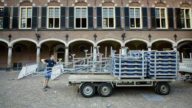 Het Binnenhof.