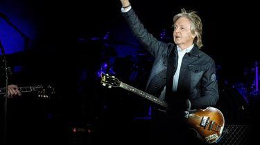 Paul McCartney komt naar Nederland