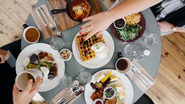 We gaan steeds vaker uit eten, maar wat eten we?
