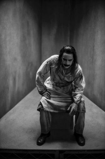 Een foto van Jared Leto als Joker