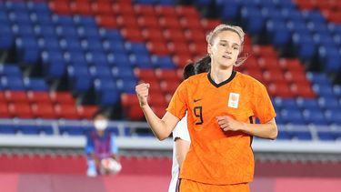 Olympische Spelen Oranje Leeuwinnen NOS