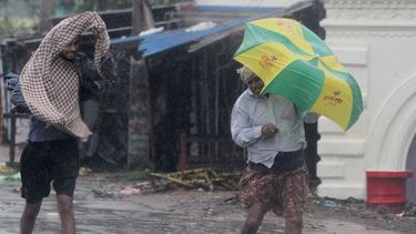 Cycloon Amphan India