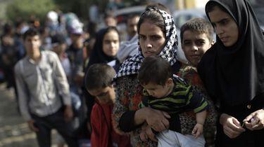 Europol checkt Griekse migrantenkampen op jihadisten