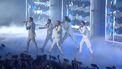 James Corden valt in bij de Backstreet Boys