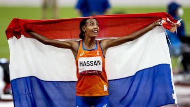 Olympische Spelen Tokio Sifan Hassan