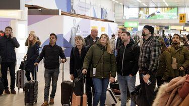 240 vluchten geannuleerd op Schiphol door storm Ciara