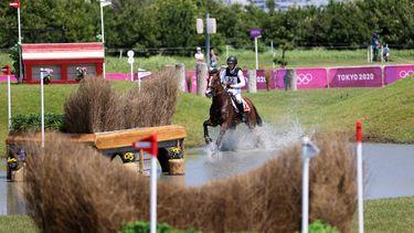 Zwitserse ruiter laat paard inslapen na zware valpartij Olympische Spelen