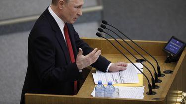 Nieuwe wet kan Poetin tot 2036 aan de macht houden