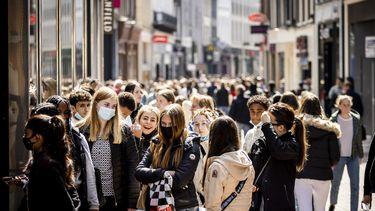 Nederland kleurt donkerrood op coronalandenkaart