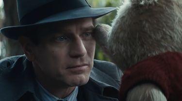 Winnie de Poeh ontmoet volwassen Christopher Robin