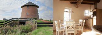 Het Torentje van Trips / De Watertoren (B&B). Bron: Vrbo via Holidu.