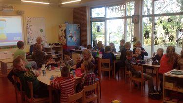 Een school met 23 kinderen: Het is vooral heel knus