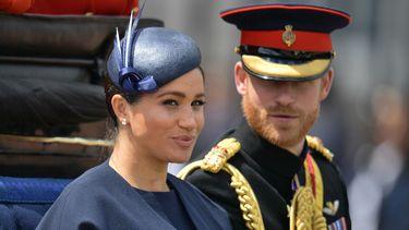 Meghan Markle prins Harry koningshuis