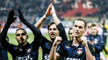 Willem II verslaat AZ en treft Ajax in bekerfinale