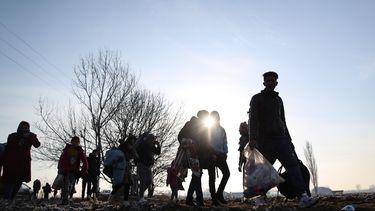 Weer rellen tussen Griekse politie en migranten
