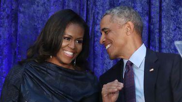 Obama's in gesprek met Netflix over eigen serie. / AFP