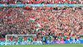 Hongaarse voetbalbond roept fans op zich te gedragen, UEFA onderzoekt gedrag Hongaarse fans