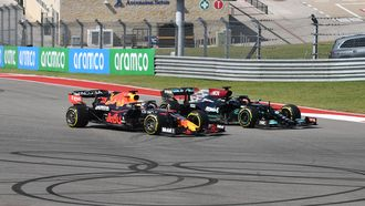 Max Verstappen Lewis Hamilton Formule 1