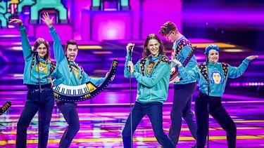 IJsland Songfestival corona