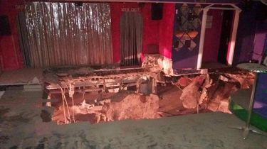 Dansvloer van club op Tenerife stort in: 22 gewonden