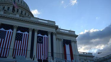 Feest op straat bij Witte Huis: 'Het is nu officieel'