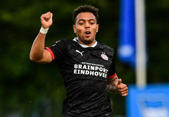 Een foto van Donyell Malen, terug bij PSV