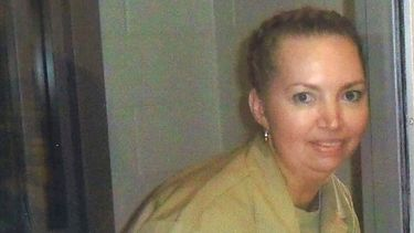 Een foto van Lisa Montgomery die als eerste vrouw in 70 jaar een executie onderging