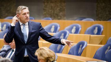 Buma verruilt Haagse politiek voor burgemeesterschap