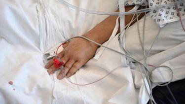 Aantal patiënten op de ic daalt verder: afname van 23