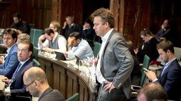 Jos Verveen (D66) komt gewoon naar de gemeenteraad vandaag. / ANP