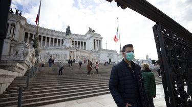 Het coronavirus zorgt voor acht nieuwe doden in Italië