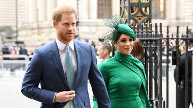 Prins Harry en Meghan helpen zieken in Los Angeles