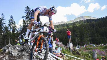 Olympische Spelen Mathieu van der Poel mountainbike