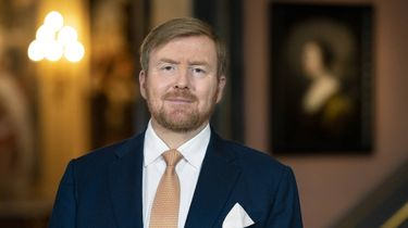 Koning Willem-Alexander: 'Geluk laat zich niet dwingen'