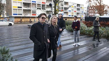 Relatie André Hazes en Bridget Maasland gestrand