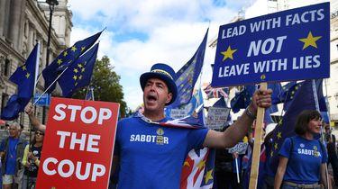 Kaarten liggen open in brexit debacle