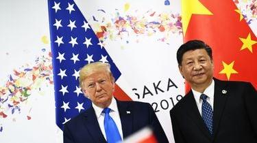 Trump zorgt voor woede met tweet over 'Chinees virus'