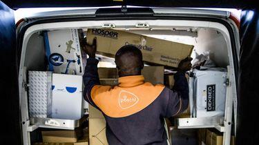 Post en pakketten gewoon bezorgd door PostNL