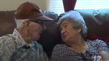 Echtpaar sterft op dezelfde dag, na 71 jaar huwelijk