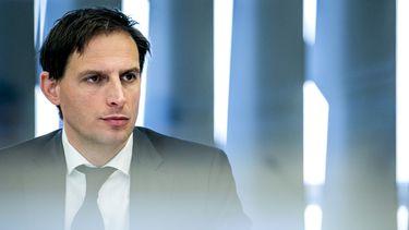 Wopke Hoekstra, lijsttrekker CDA