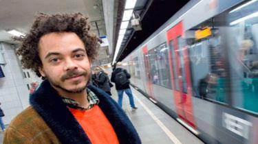 Ode aan 50 jaar metro Rotterdam