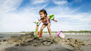 Nazomer zomers weer