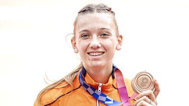 Olympische Spelen Tokio Femke Bol