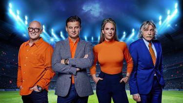 De Oranjezomer, Derksen, Van der Gijp, Genee, Veronica Inside