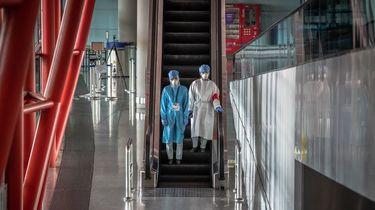China test vaccin tegen coronavirus op mensen
