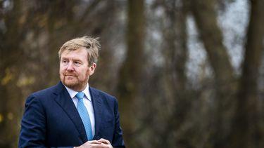 Een foto van koning Willem-Alexander