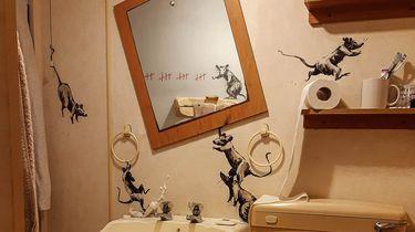 5x positief nieuws: Banksy deelt 'quarantaine-art' en meer