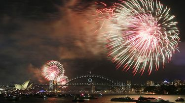 In deze landen vieren ze als allereerst Nieuwjaar