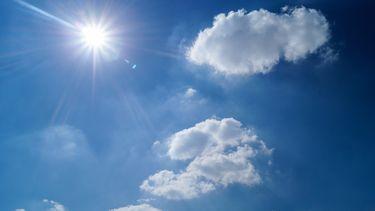 Mooi weer! Komende week kans op temperatuurrecords