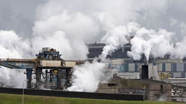 Tata Steel, RIVM, schadelijke stoffen, IJmuiden